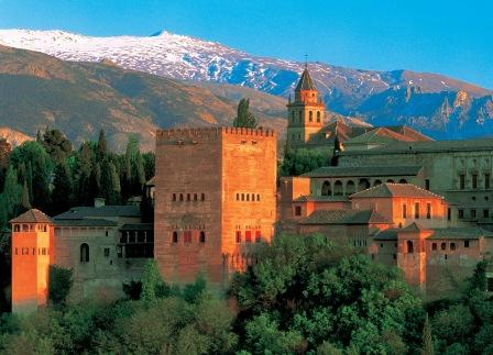 Granada in Spain offers a vibrant mix of classic Spanish culture, a strong Moorish influence and the energy from a large population of university students.