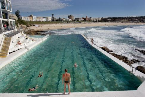 Bondi Beach is one of the most beautiful beaches in the world, as well as a melting pot for laid-back surfers, party-crazed career people and a fairly conservative Jewish community.