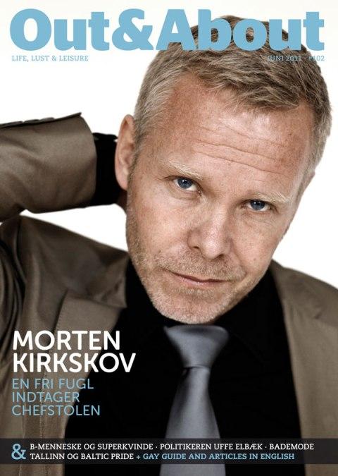 """""""I alt hvad jeg laver, leder jeg efter det moment, hvor jeg kan mærke, at det giver mening, lige her og nu,"""" siger Morten Kirkskov, ny teaterchef på Aalborg Teater per 1. juli 2011."""
