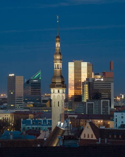 Tallinn, the Estonian capital offers a very modern take on both its Baltic and its medieval heritage.