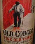 Old Codger Fine Old Tawny Port at Avenue Hotel