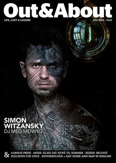 """Simon Witzansky arbejder som freelancescenograf for nogle af landets mest anerkendte teatre og har en højtprofileret karriere som dj. Men han har også en tredje kasekt: Som eventkoordinator for sager, der """"giver mening""""."""