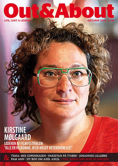 """""""Heteroseksuelle indtager cirka 98 procent af mediebilledet i Danmark. Vi tilbyder et rum, hvor andre seksualiteter kan se film og møde hinanden,"""" fortæller Kirstine Mølgaard fra MIX Copenhagen."""