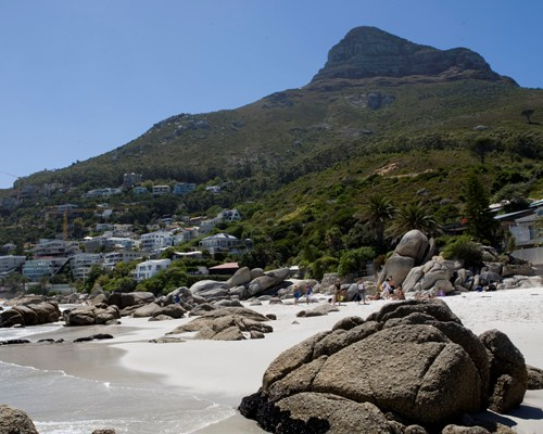 Clifton Beach Cape Town Restaurants