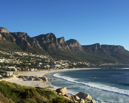 camps bay beach cape town lifestyle travel